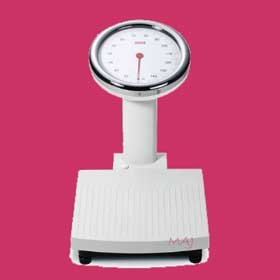 SECA 786 scales to weigh in